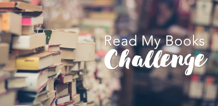 Book Challenge: Reading the Books I Already Own