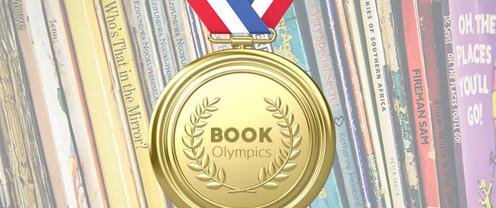 Book Olympics: My Gold Medal Books