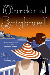 Murder at Brightwell by Ashley Weaver