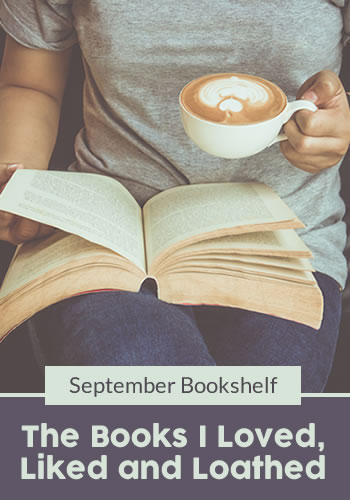 The Books I Loved, Liked and Loathed in September. Book reviews for The Beekeeper's Apprentice by Laurie R. King, The Snowman by Jo Nesbo, Secrets In Death by J.D. Robb and more.