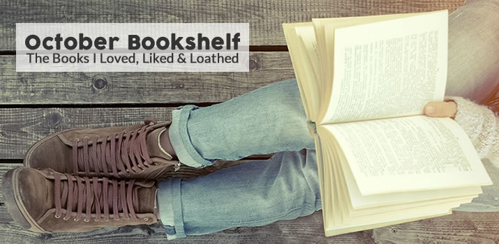 October Bookshelf: The One Book Review Month