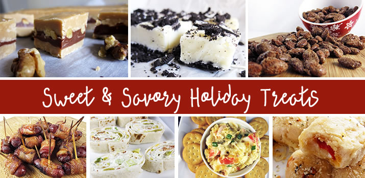 2017 Holiday Treats Recipe Round-Up