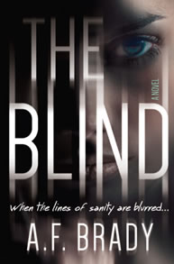 The Blind by A.F. Brady