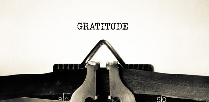 I Choose Gratitude Over Fear and Hate